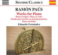 Eduardo Fernández - Piano Works
