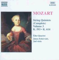 Janos Fehervari - Complete String Quintets 3