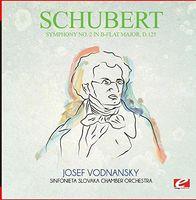 Schubert - Symphony No. 2 In B-Flat Major D.125 (Rmst)