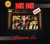 Dik Dik - Sold Out: Concerto Live [Import]