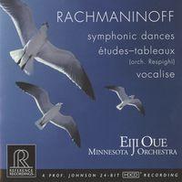 Eiji Oue - Symphonic Dances / Etudes-Tableaux