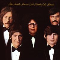 The Turtles - The Battle Of The Bands (Deluxe Version)