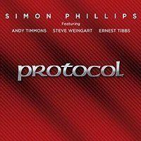Simon Phillips - Protocol Iii (Uk)