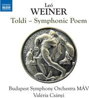 Budapest Symphony Orchestra MÁV - Toldi