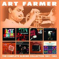 Art Farmer - Complete Albums Collection: 1961-1963