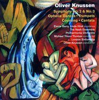 Nash Ensemble - Symphonies No. 2 & 3 Ophelia Dances