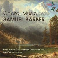 Birmingham Conservatoire Chamber Choir - Choral Music