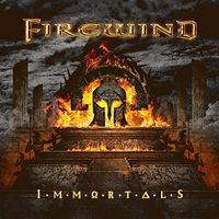 Firewind - Immortals [Import]