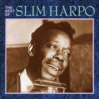 Slim Harpo - Best Of Slim Harpo [Import]