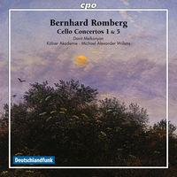 Romberg / Melkonyan / Akademie / Willens - Bernhard Romberg: Cello Concertos Nos. 1 & 5