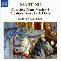 Giorgio Koukl - Complete Piano Music 6