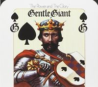Gentle Giant - Power & Glory (mixed By Steven Wilson)