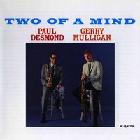 Gerry Mulligan & Paul Desmond - Two Of A Mind [LP]