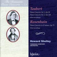 Taubert/Rosenhain - Romantic Piano Concerto 51