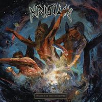 Krisiun - Scourge Of The Enthroned [Import LP]
