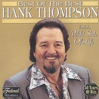 Hank Thompson - Best Of The Best