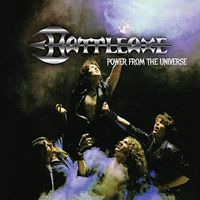 Battleaxe - Power From The Universe (Uk)