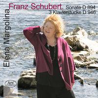 Elena Margolina - Schubert: Sonata, D. 894 & Three Piano Pieces, D. 946