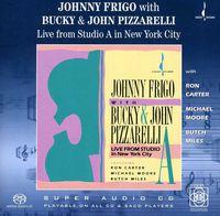 Johnny Frigo - Live from Studio in New York City
