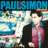 Paul Simon - Hearts & Bones [LP]