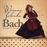 J.S. Bach - Six Suites For Solo Cello