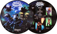 King Diamond - Abigail [Limited Edition] (Pict)