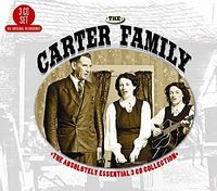 The Carter Family - Absolutely Essential 3 Cd Collection (Uk)