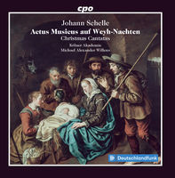 Concerto Palatino - Christmas Cantatas