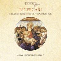 Tamminga - Art Of Ricercar In 16th Century Italy