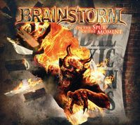 Brainstorm - On The Spur Of The Moment (Ltd. Digipack) [Import]