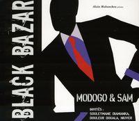 Ian Mccrudden - Black Bazar