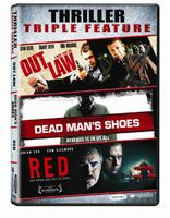 Brian Cox - Thriller Triple Feature: Outlaw / Dead Man's Shoes / Red