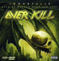 Overkill - Immortalis/Live At Wacken
