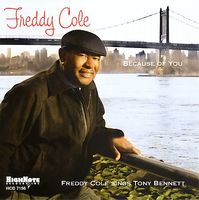 Freddy Cole - Because of You