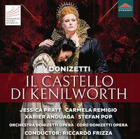 Jessica Pratt - Il Castello Di Kenilworth (2pk)