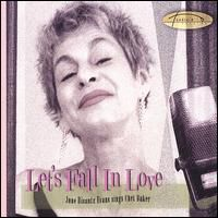 June Bisantz-Evans - Lets Fall in Love