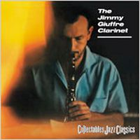 Jimmy Giuffre - Jimmy Giuffre Clarinet