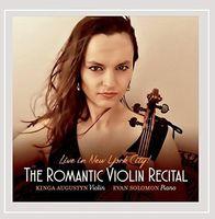 Kinga Augustyn - The Romantic Violin Recital (Live)