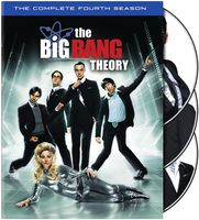 The Big Bang Theory [TV Series] - The Big Bang Theory: The Complete Fourth Season