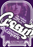 Cream - Cream: Farewell Concert