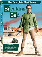 Breaking Bad [TV Series] - Breaking Bad: The Complete First Season