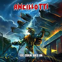 Ancillotti - Chain Goes On (Uk)