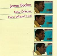 Various Artists - New Orleans Piano Wizard: Live