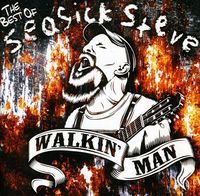 Seasick Steve - Walkin' Man-The Best Of [Import]