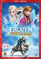 Frozen [Disney Movie] - Frozen: Sing Along Edition