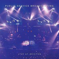 Public Service Broadcasting - Live At Brixton [CD+DVD]