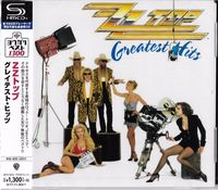 ZZ Top - Greatest Hits (SHM-CD)