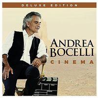 Andrea Bocelli - Cinema: Deluxe Edition [Deluxe] (Hk)