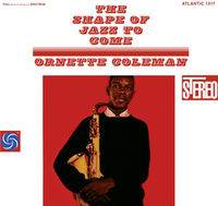 Ornette Coleman - The Shape Of Jazz To Come [LP]