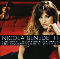 Nicola Benedetti - Violin Concertos